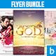 Church Flyer Bundle Vol. 2 - GraphicRiver Item for Sale