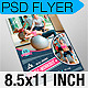 Ball Workout Flyer - GraphicRiver Item for Sale