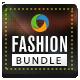 Fashion Sale Banner Design Bundle - 4 sets