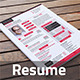 Modern & Corporate Resume Set Vol-1 - GraphicRiver Item for Sale