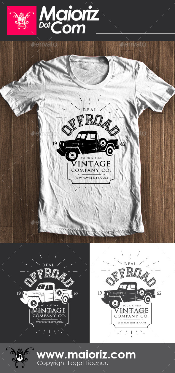 Off Road Tshirt - Business T-Shirts