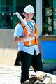 Surveyor With Plans - PhotoDune Item for Sale