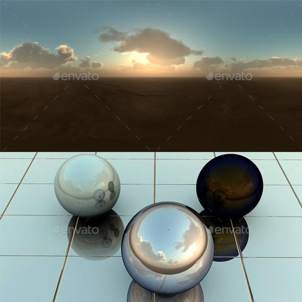 Desert 160 - 3DOcean Item for Sale