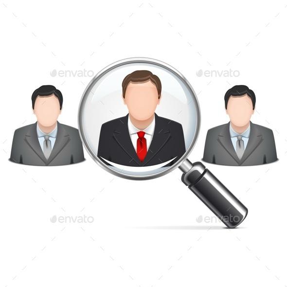 Recruitment Concept - Business Conceptual