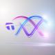Twisting Streaks Logo - VideoHive Item for Sale