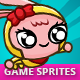 Scrolling Shooter Game Sprites #2 - GraphicRiver Item for Sale