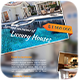 Clean Real Estate Flyers - GraphicRiver Item for Sale