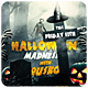Halloween Madness - Flyer - GraphicRiver Item for Sale
