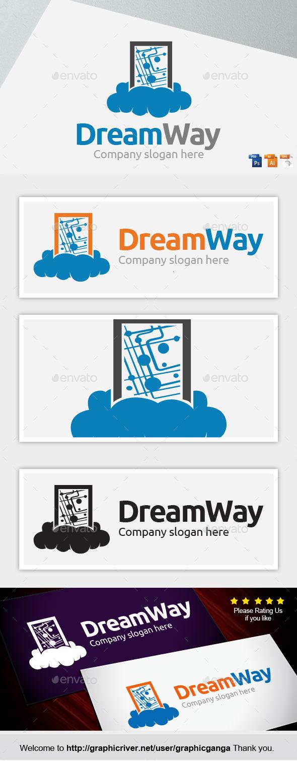 Dream Way - Abstract Logo Templates