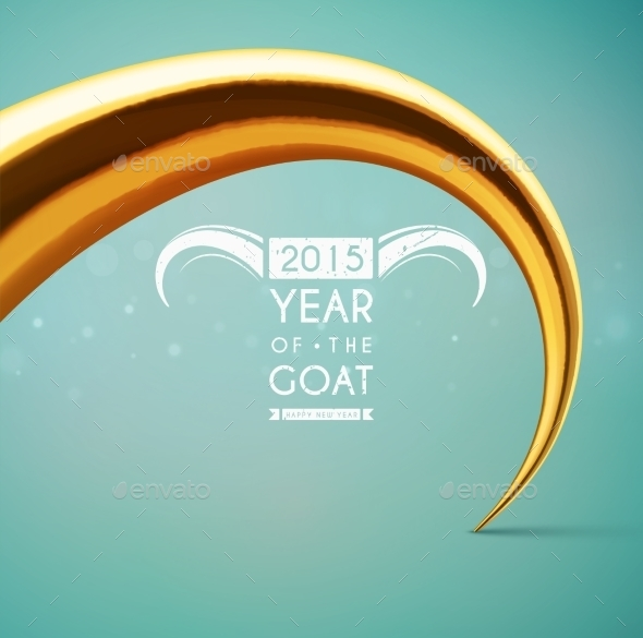 Year of the Goat - New Year Seasons/Holidays