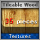 35 Tileable Wood Textures - GraphicRiver Item for Sale