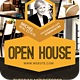 Open House Real Estate Promotion Flyer V1 - GraphicRiver Item for Sale