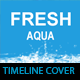 Fresh Aqua Fb Timeline Cover - GraphicRiver Item for Sale