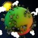 Retro Earth - GraphicRiver Item for Sale