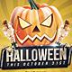 Halloween - Flyer