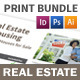 Real Estate Print Bundle - GraphicRiver Item for Sale
