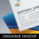 Photorealistic Business Card Mockup Template - GraphicRiver Item for Sale