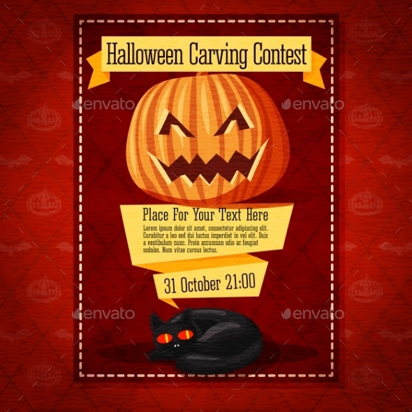 Happy Halloween Greeting Card - Halloween Seasons/Holidays