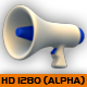 Loudspeaker 3d - VideoHive Item for Sale