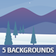 Game Backgrounds - GraphicRiver Item for Sale