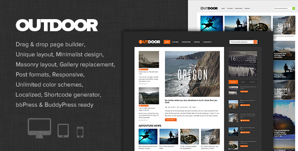 Outdoor – Responsive Adventure Blog and Magazine