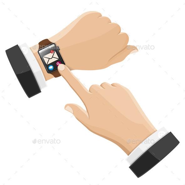 Smart Watch - Computers Technology