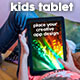 Kids Tablet Mockup - GraphicRiver Item for Sale