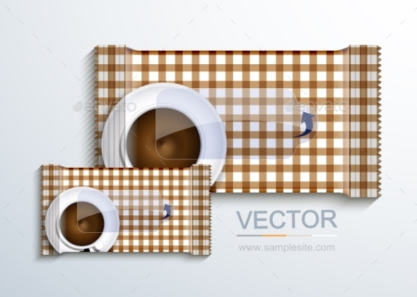 Vector Modern Packaging for Wet Wipes - Miscellaneous Vectors