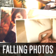 Falling Photos - VideoHive Item for Sale