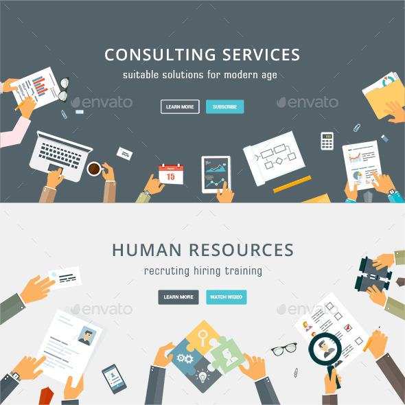 Business Services and Human Resources Concepts - Concepts Business