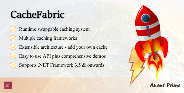 CacheFabric - Dynamic Swappable Caching Framework - CodeCanyon Item for Sale