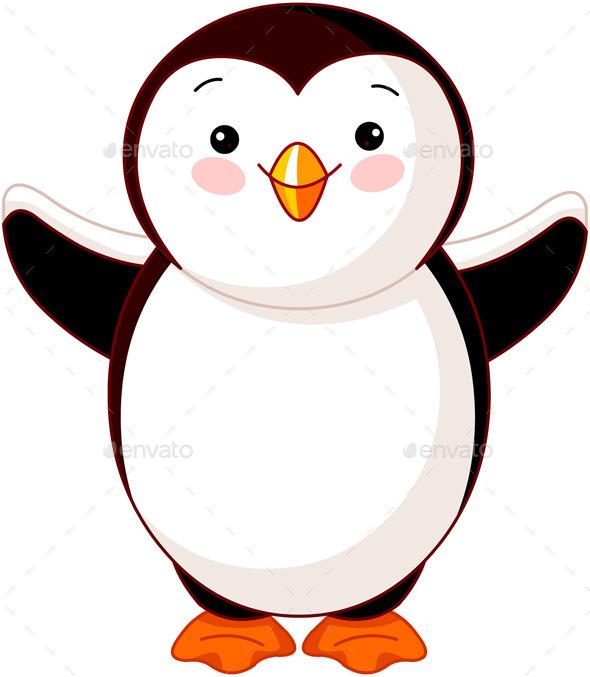 Penguin - Animals Characters