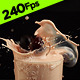 Milkshake Splash - VideoHive Item for Sale