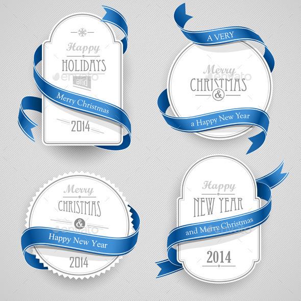 Christmas Emblems - Christmas Seasons/Holidays