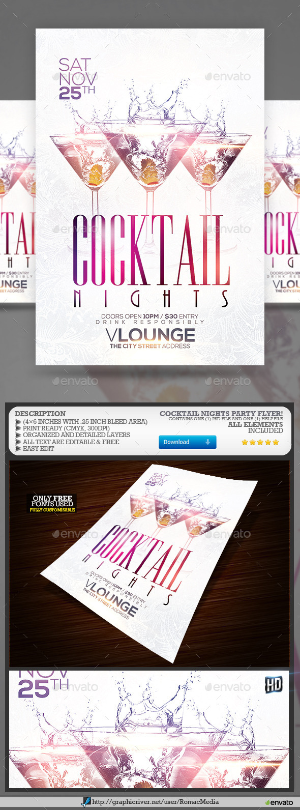 All White Cocktail Night Party - Clubs & Parties Events