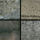 :: CONCRETE pack #1 (4 textures) - GraphicRiver Item for Sale