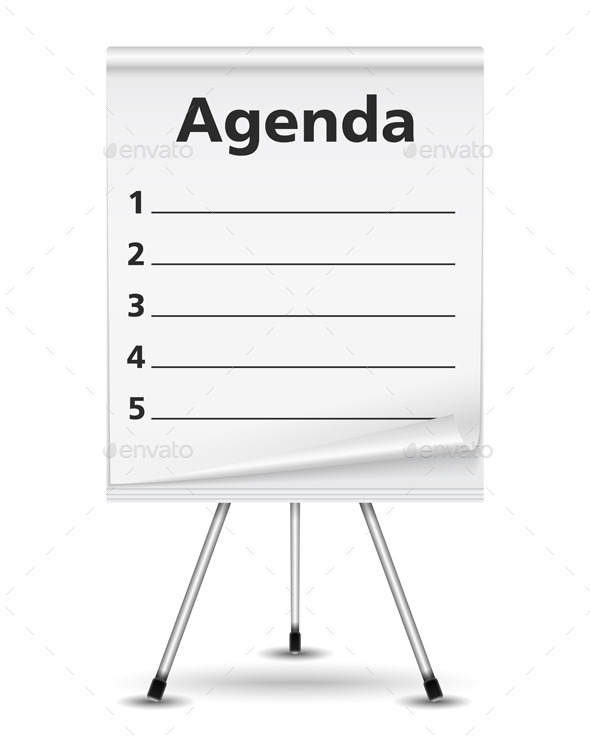 Agenda - Business Conceptual
