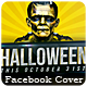 Halloween - Facebook Cover - GraphicRiver Item for Sale