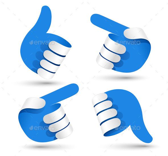 Paper Hands - Web Technology