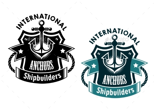 Marine International Shipbuilders Banner - Travel Conceptual