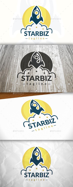 Rocket Media Logo - Objects Logo Templates