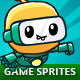 Scrolling Shooter Game Sprites #4 - GraphicRiver Item for Sale