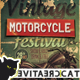 Vintage Motorcycle Flyer/Poster Vol. 11 - GraphicRiver Item for Sale