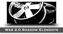 WEB 2.0 SHADOW ELEMENTS