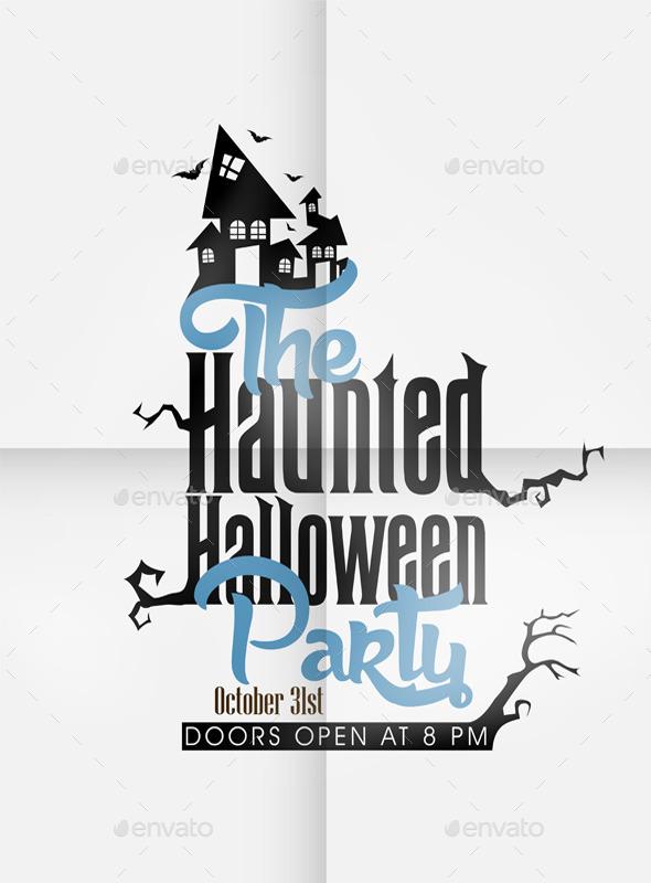 Vector Halloween Design. - Halloween Seasons/Holidays