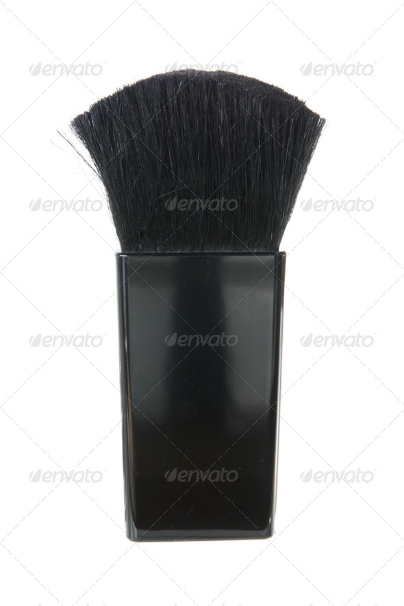 Cosmetic Brush - Stock Photo - Images