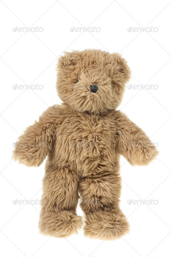 Teddy Bear - Stock Photo - Images