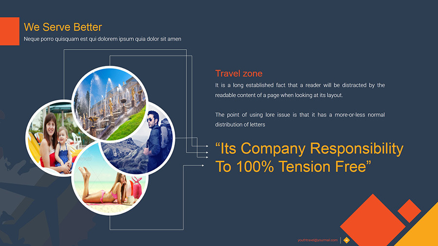 Travel Agency Powerpoint Template By Dotnpix Graphicriver