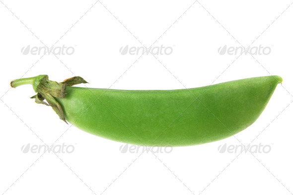 Sugar Snap Pea - Stock Photo - Images