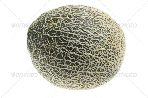 Rock Melon - Stock Photo - Images
